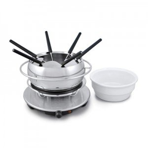 Swissmar FE1003 Zurich 3-in-1 Electric Fondue Set (Fondue Family Set compare prices)