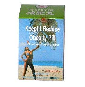 Keep Fit Reduce Obesity Pill (Te Xiao Shou Fu Jian Fei)