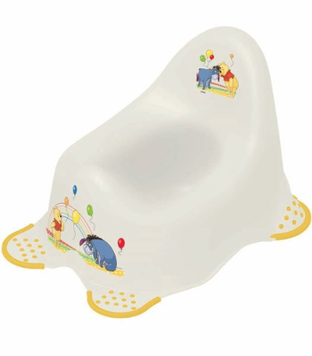 Disney Winnie the Pooh Steady Potty (White)