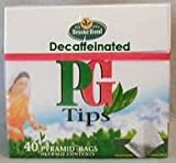 PG Tips Decaf 40 Ct Tea Bags