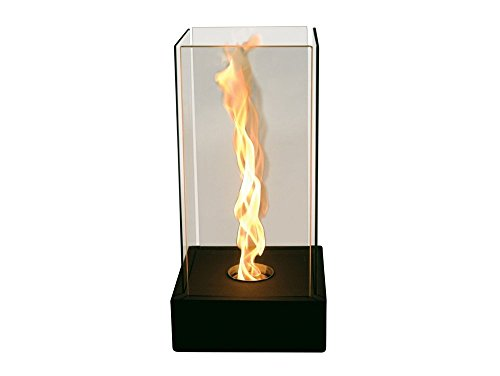 Best Buy! Fire Desire's Tornado Fireplace - Unique Dancing Twisting Flame, Both Indoor and Outdoor U...