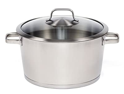 BergHOFF Manhattan 8.75-Qt. Covered Stockpot