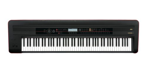 Big Save! Korg KROSS88 - 88 Key Mobile Workstation