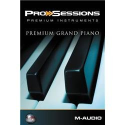 M-AUDIO ProSessions Premium Instruments Vol. 1: Premium Grand C7