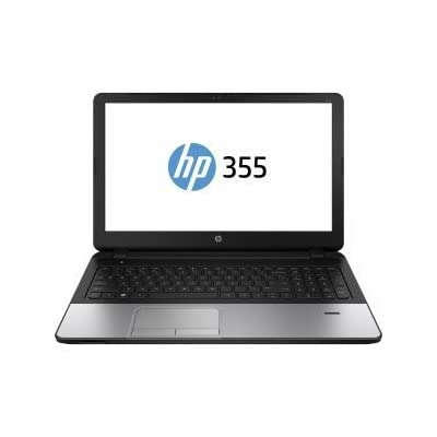 "HP 355 G2 15.6"" LED Notebook - AMD A-Series A8-6410 2 GHz - 4 GB RAM - 500 GB HDD - DVD-Writer - Windows 7 Professional 64-bit - 1366 x 768 Display - Bluetooth - K4K27UT#ABA"