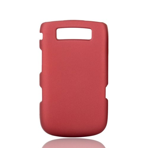 Talon Rubberized Phone Shell for BlackBerry 9800 Torch Bold - Red 165mm 144mm 16t clutch assembly for linhai buyang yp majesty vog talon 250 260 300 roketa mc scooter atv buggy