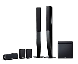 Yamaha NS-PA40 5.1 Home Cinema Speaker System