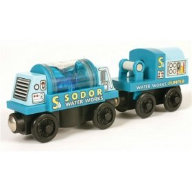 31ZT84ENK1L Reviews Thomas & Friends Wooden Railway   Sodor Water Works