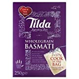 Tilda Cook In The Bag Wholegrain Basmati Rice 2 X 125G