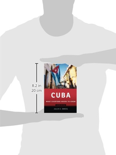 Cuba: What Everyone Needs to Know®, Second Edition