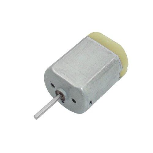 Dc 12v 12000rpm 2mm Shaft Diameter 2 Pins Flat Magnetic