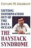 Haystack Syndrome (0884271846) by Goldratt, Eliyahu M.