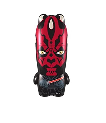 MIMOBOT Star Wars 4 GB USB 2.0 Flash Drive - Darth Maul by Mimoco Inc.