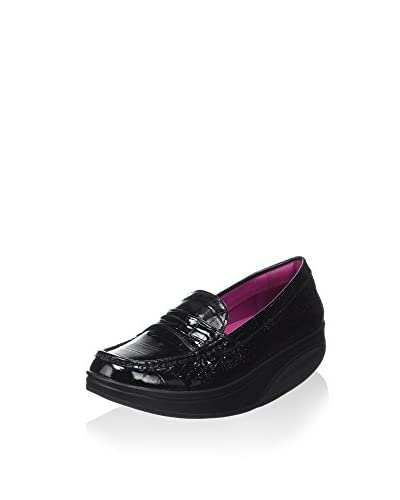 MBT Mocassino Shani Luxe Penny Loafer W [Nero]