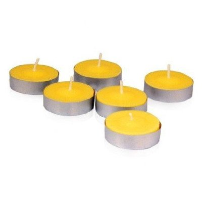 Citronella Tealight Candles (Set of 50)