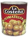La Costeña Whole Green Tomatillos 794g