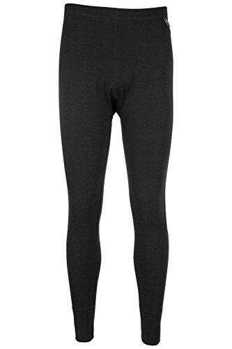 mountain-warehouse-merino-mens-pants-baselayer-zip-neck-base-layer-outdoor-antibacterial-sport-black