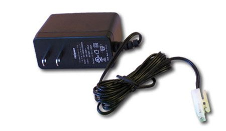 12V Tenergy 300mA Charger for 6.0V - 9.6V Batteries with Standard Female Tamiya Connector (Charger Side)