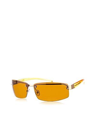 Adolfo Dominguez Occhiali da sole AD14008-101 (68 mm) Argento/Arancione