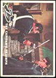1958 Topps Zorro by Disney (Non-Sports) Card# 25 The Captains triumph ExMt Condition