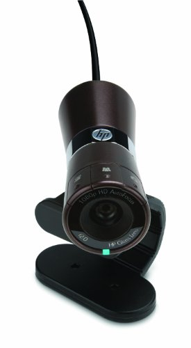 HP Webcam HD-4110 - 1080P Autofocus Widescreen Webcam