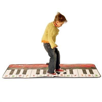 Piano dance mat by fao schwarz for Piano dance music 90 s
