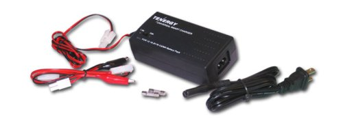 Smart Universal Battery Pack Charger: 12V - 16.8V, Current Selection