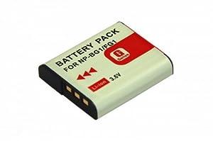 Mertrado - Batterie NP-BG1 pour Sony NP-BG1 / NP-FG1 / NPBG1 / NPFG1 (1050 mAh)