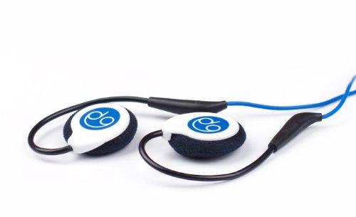 Bedphones On-Ear Sleep Headphones (Gen. 2) - Thinnest, Most Comfortable Earphones For Sleeping - White