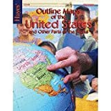 img - for Outline Maps of the World book / textbook / text book