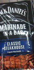 Jack Daniel'S Ez Marinader 12Oz Bag; Classic Steakhouse (Pack Of 2)