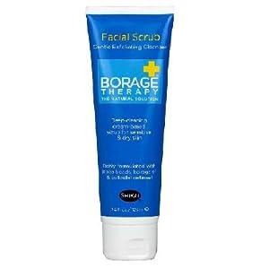 Shikai Borage Therapy Facial Scrub -- 4.2 fl oz