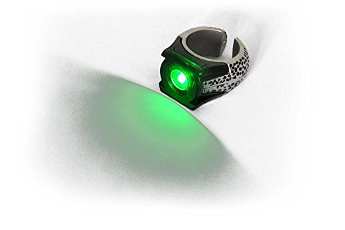 [Import Anglais]Green Lantern Light-Up Ring