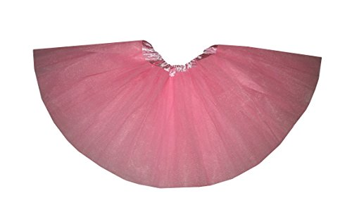 Pink 3 Layer Ballet Tutu for Toddler Girls up to 10 Years