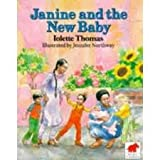 img - for Janine and the New Baby (A Magnet book) book / textbook / text book