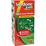 Lawn Weedkiller Lawn Weed Control Fast Acting Verdone Extra 1L Coverage: 660m2