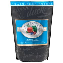 Fromm Four Star Grain Free Surf & Turf Dry Dog Food, 26lb