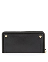 Autograph Leather Zip Around Purse