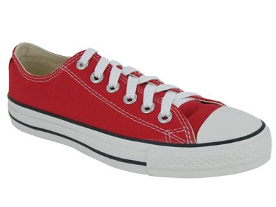 Converse Men's CONVERSE CHUCK TAYLOR ALL STAR OXFORD 7 (RED)