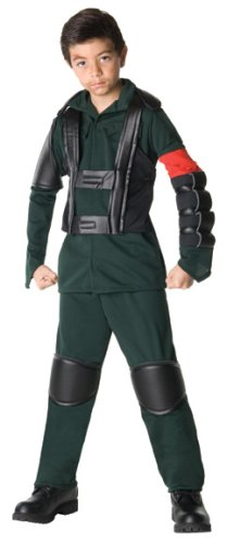 Terminator Salvation Movie Child's Costume Deluxe John Connor, Small