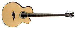 Dean Acoustic-Electric Bass Cutaway 5 String Satin Finish