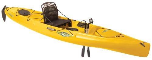 Hobie Mirage 180 Revolution 13 Kayak Golden Papaya