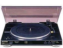 Pioneer PL-990 Turntable - Black