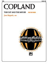 Copland - The Cat and the Mouse - Piano Solo - Early Advanced - Sheet Music