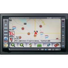 See Valor NVG-670W 6.5-Inch Double Din Touch Screen Navigation System Details