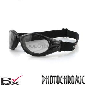 Bobster Photochromic Ignitor Goggles - Tint Adjust