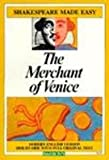 The Merchant Of Venice (Turtleback School  &  Library Binding Edition) (Shakespeare Made Easy)