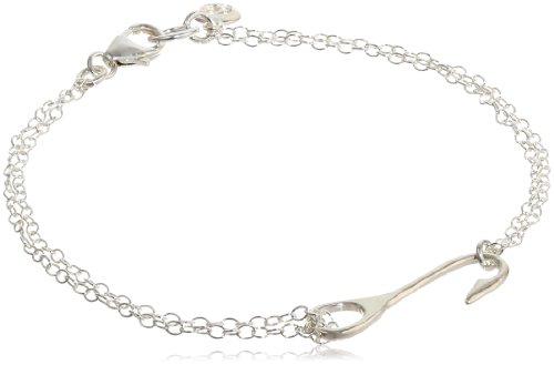 gorjana Maritime Silver Bracelet, 7