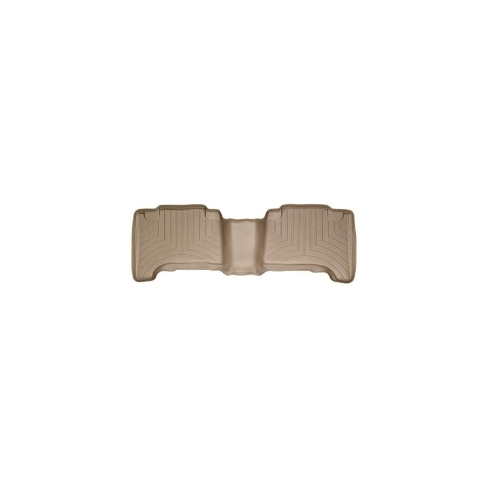 WeatherTech Custom Fit Rear FloorLiner for Lexus GX470, Tan