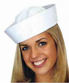 Sailor/Gob Hat - 1